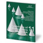Foundations of Mathematics 11 Book Student Solution Manual (MB)