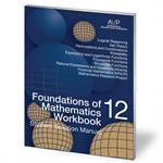 Foundations of Mathematics 12 Book Student Solution Manual (NT)