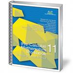 Pre-Calculus Mathematics 11 Book Teacher Solution Manual (NT)