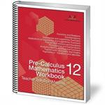 Pre-Calculus Mathematics 12 Book Teacher Solution Manual (NT)